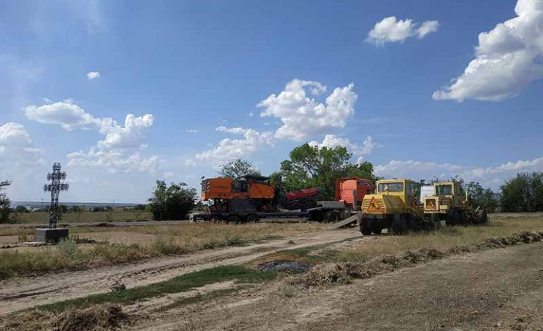 В Болградском районе начался ремонт дороги Болград-Кубей-Арциз