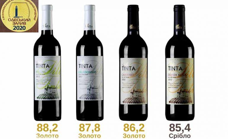Вино болградских производителей вошло в десятку лучших