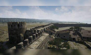В Белгороде-Днестровском продолжается создание виртуального музея «Античная Тира», который уже сегодня впечатляет