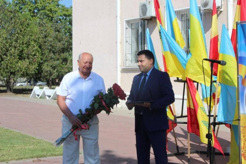 и.о. мэра Белгорода-Днестровского Виктор Грозов