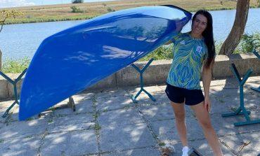 Спортсменке из Белгорода-Днестровского за средства областного бюджета купили новую  байдарку
