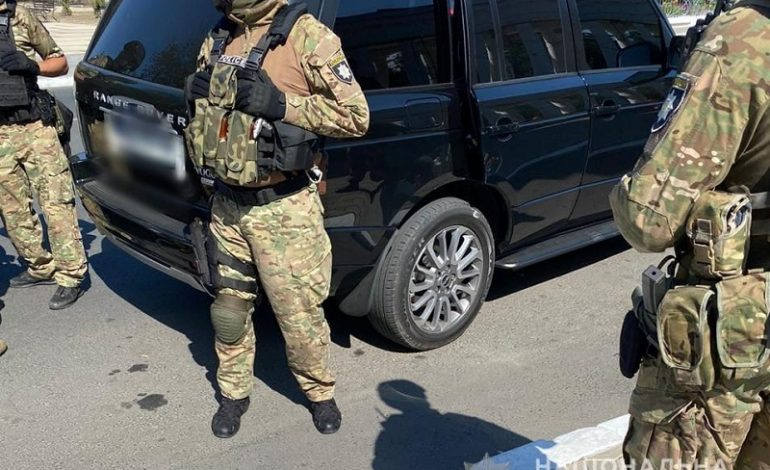 В Измаиле задержали вооруженного жителя Болградского района