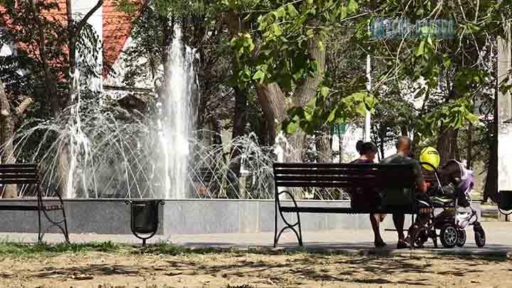 В Рени в парке Победы установят новый арт-объект