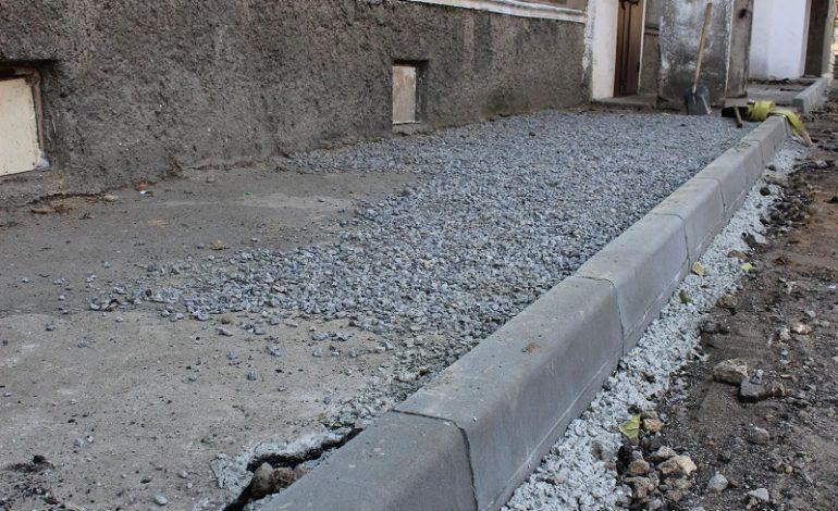 Где в Белгороде-Днестровском капитально ремонтируют придомовые территории
