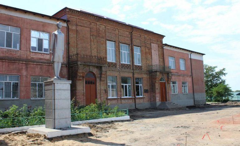 Внутренний двор Белгород-Днестровской школы-гимназии отремонтируют в срок