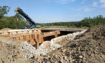 В Арцизе капитально ремонтируют второй резервуар чистой воды (фотофакт)