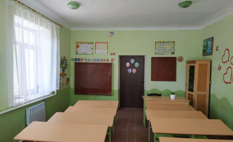 В Тарутинском районе продолжают подготовку к новому учебному году