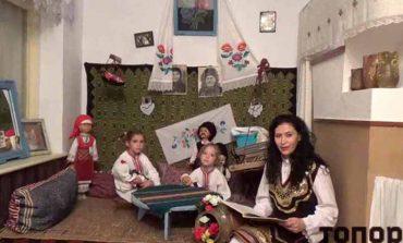 В Болграде для детей читают сказки на болгарском