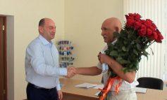 В курортной Сергеевке чествовали Почётного гражданина-2020