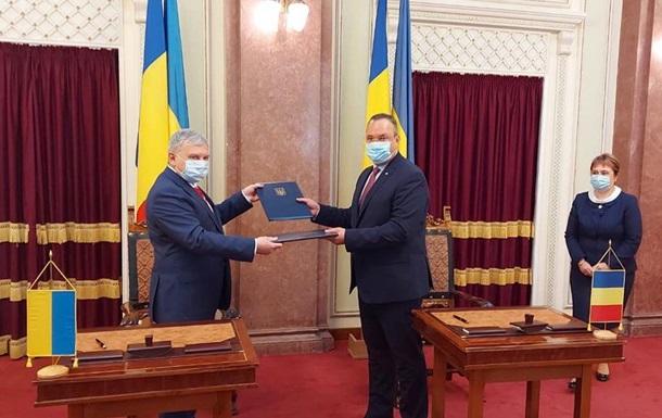 Украина и Румыния подписали соглашение о сотрудничестве в военно-технической сфере