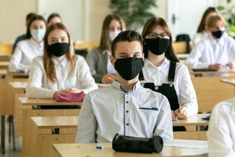 В Винницкой области в школе зафиксировали вспышку коронавируса