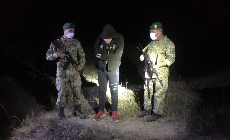 Под покровом ночи: житель Измаильского района пытался тайком пересечь государственную границу