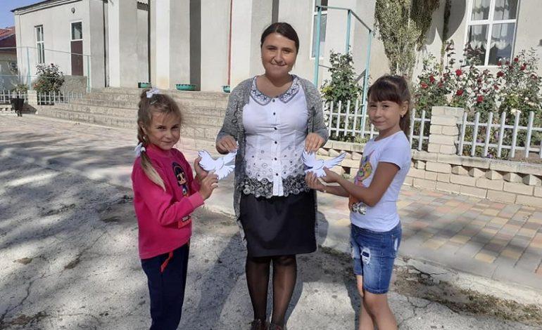 В Тарутинском районе отметили Международный день мира