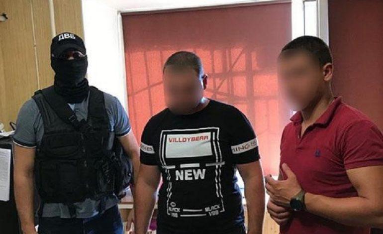 В Одессе напали на полицейского и отобрали пистолет
