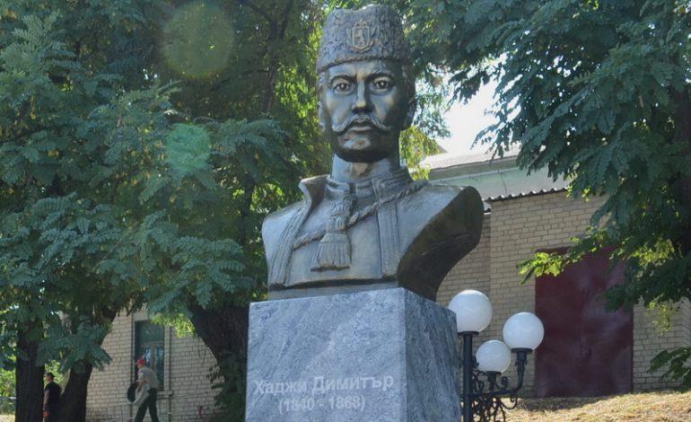 В Мелитополе Запорожской области торжественно открыли памятник болгарскому ополченцу (фото)