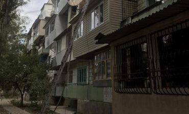 В Измаиле горела многоэтажка