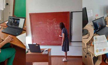 В Болградском районе школы перешли на дистанционку