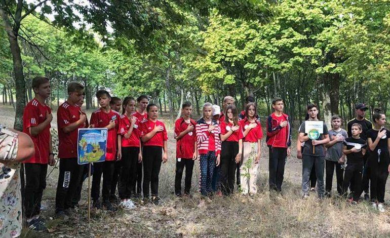 Соревнования юных туристов прошли в Белгород-Днестровском районе