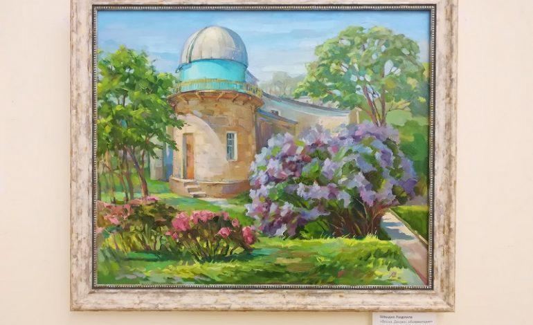 В одесском музее открылась выставка живописи ко дню города