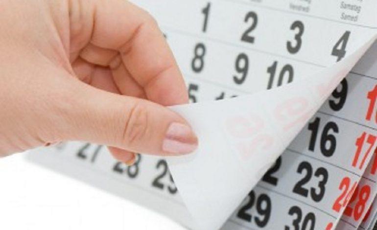 Октябрь:  какие дни будут праздничными и выходными