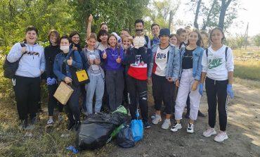 В Арцизе проводился Всемирный день уборки (фото)