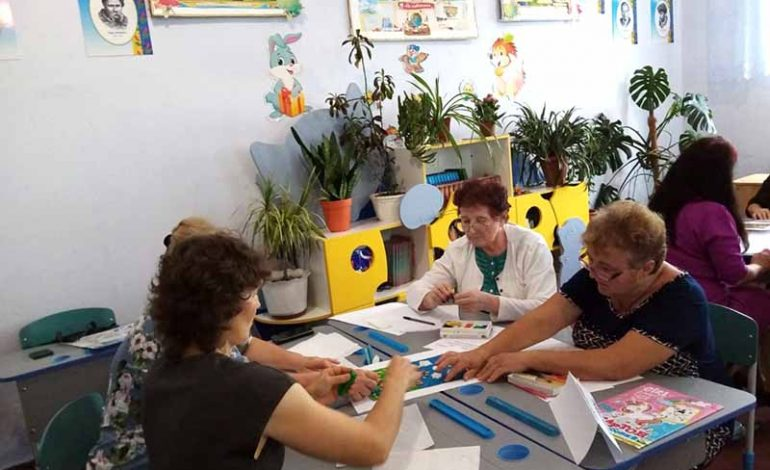 В Городненской школе Болградского района реализуется проект по многоязычному образованию