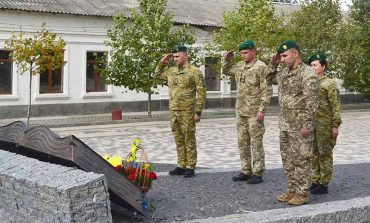 В Болграде отметили День защитника Украины