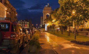 Как выглядит вечерняя Одесса? (ФОТО)