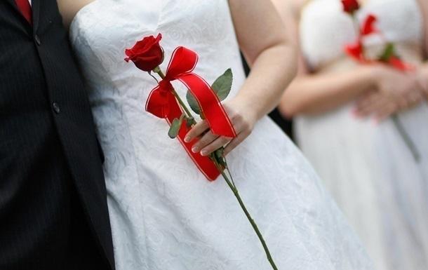 Во время карантина в Украине резко сократилось число браков