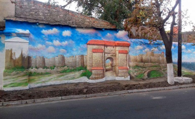 Как в Белгороде-Днестровском украшают улицы