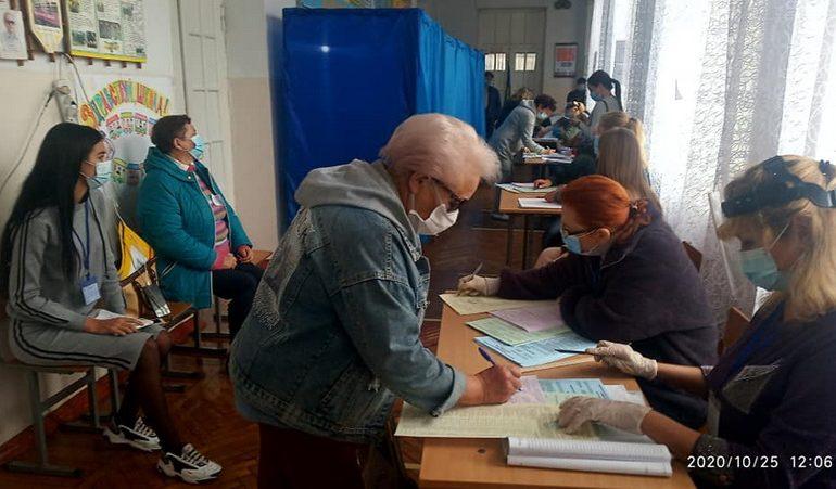 Как идут выборы в Белгороде-Днестровском
