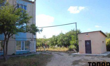 В Болградской ЦРБ появился кислородный пункт