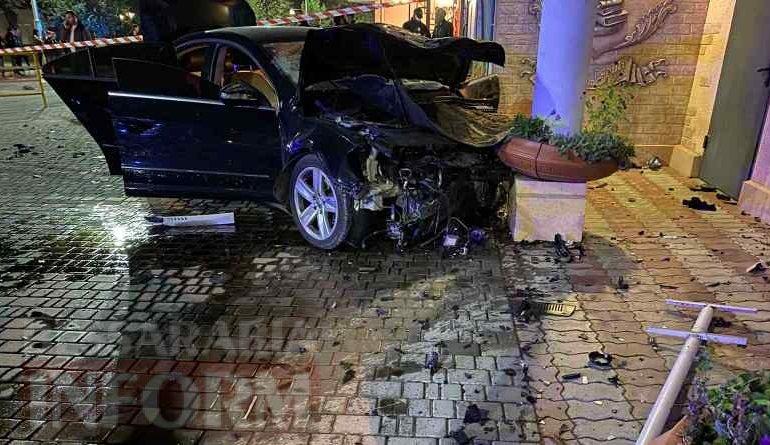 Измаил: ДТП с участием пьяного водителя привело к гибели человека
