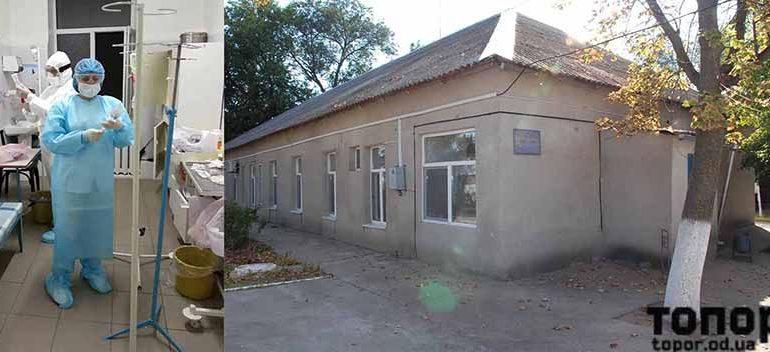 В Болграде медики работают с больными COVID – 19, не получая обещанных надбавок
