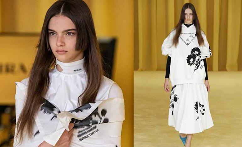 Бессарабская красавица блистала на модном показе в Милане
