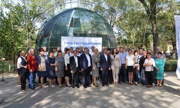 Выборы 2020: в Арцизе представили команду «Нашего края»