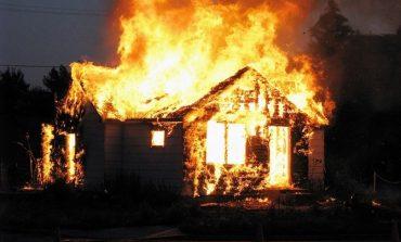 В Арцизе пожар  в доме унёс жизнь  молодого человека
