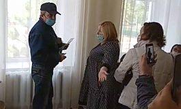 В Болграде избиратель порвал бюллетени
