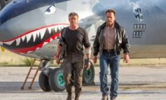 В Одесском аэропорту совершил посадку самолет-акула