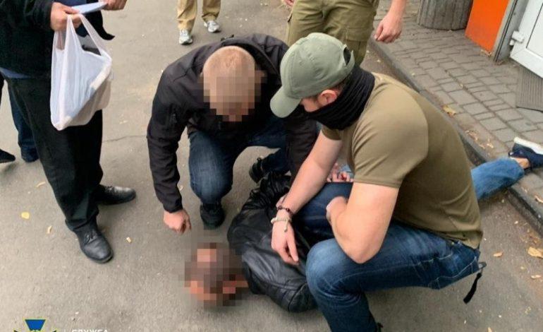 В Одессе блокировали группировку наркодилеров