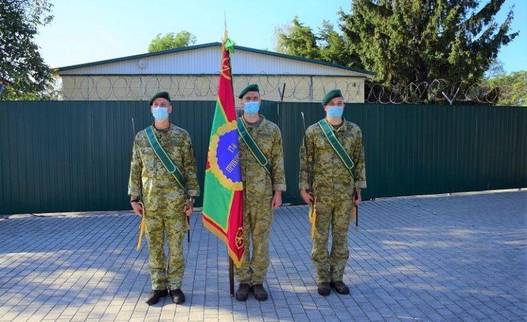 В Измаильском пограничном отряде уволили в запас 10 лучших военнослужащих срочной службы