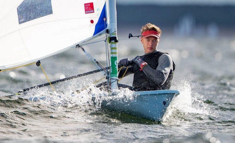 У яхтсмена из курортной Сергеевки бронза  Чемпионата Европы