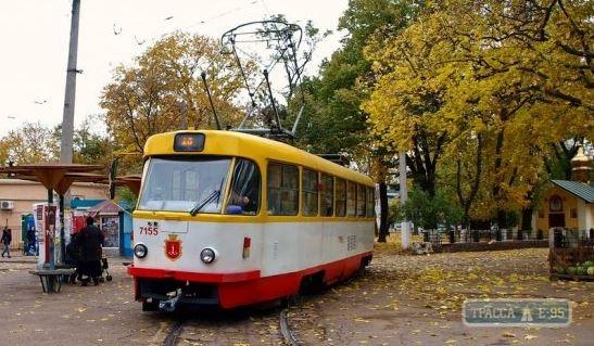 Одесса: работа общественного транспорта изменится в связи с реконструкцией Алексеевского сквера