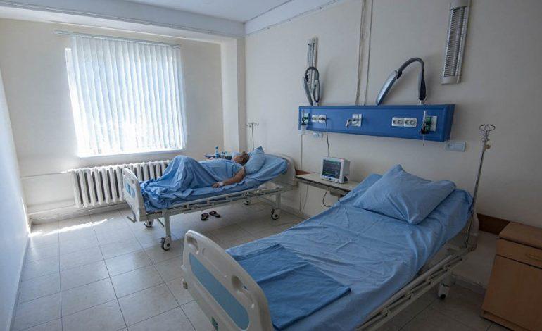 В Украине больницы для больных Covid-19 заполнены на 52,6%