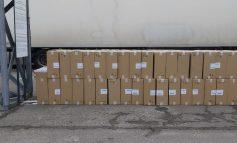 Из Беларуси в Украину пытались ввезти крупную контрабанду табачных изделий
