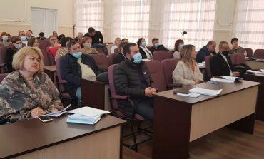 """Первая сессия: в Арцизском городском совете оформился альянс """"За майбутне"""", ОПЗЖ и ЕС"""