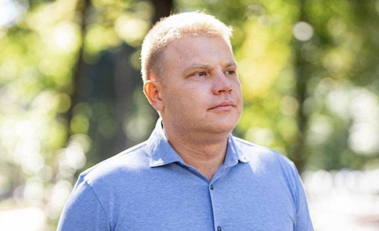 В Белгороде-Днестровском новому мэру  вручили «ключ»  от города