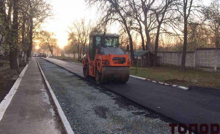 У жителей северного микрорайона Болграда появилась новая дорога