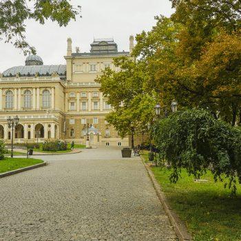 Все краски осени в Одессе (фоторепортаж)
