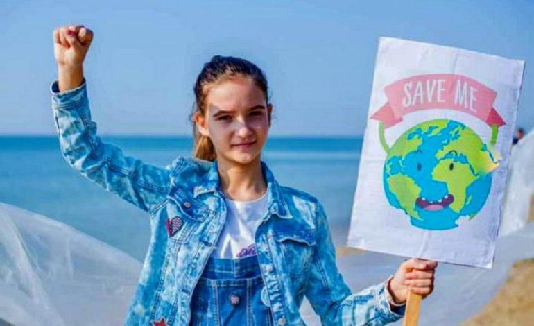 Юная одесситка победила на Всеукраинском фестивале социальной рекламы